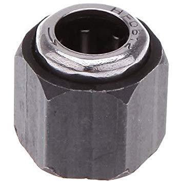 ecrou hexagonal - SODIAL (R)Hot R025-12mm Pieces Hex Nut One Way Palier pour HSP 1:10 RC Car Nitro Moteur UK