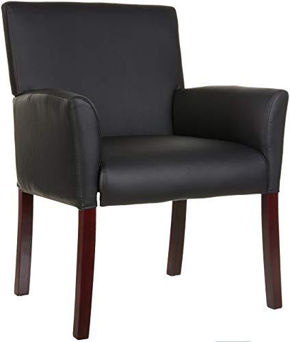 AmazonBasics Reception Chair, Black