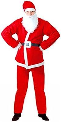 Disfraz de Papá Noel Eco para adulto