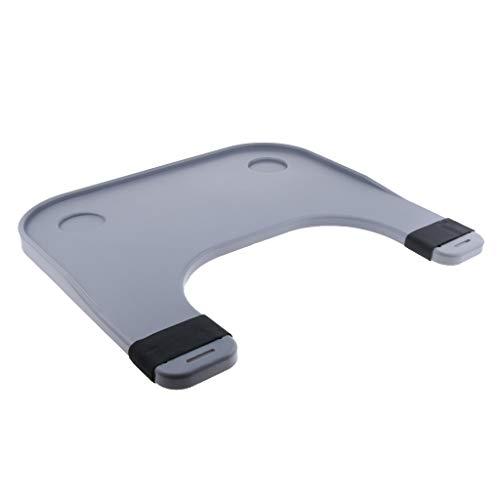 bar Rollstuhl Tablett Tisch Ablage Rollstuhl Zubehör mit Becherhalter ()