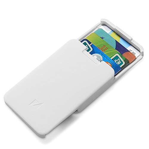 Visitenkartenbücher & -karteien Card Box automatische Visitenkarte Box Männer kreative Bank Kartenhalter Rechnung Aufbewahrungsbox Visitenkarte Paket einfach