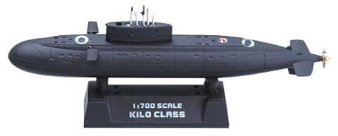 Russian Navy Kilo Class Submarine (Built-Up Plastic Easy Model MRC by Easy Models