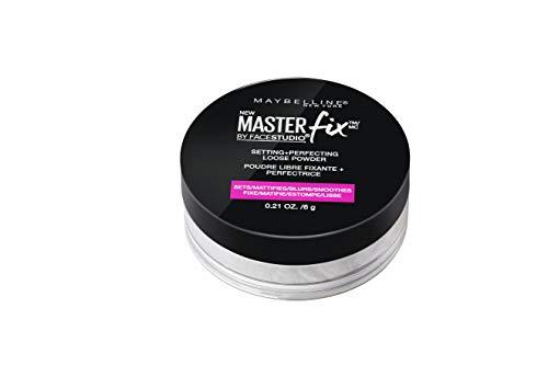 Maybelline facestudio Master Fix Einstellung + Perfecting Loose Powder, transluzent, 0,21oz - Usa Loose Powder