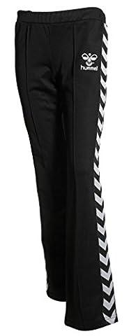Hummel DAKOTA PANT N - BLACK/WHITE, Größe:XS