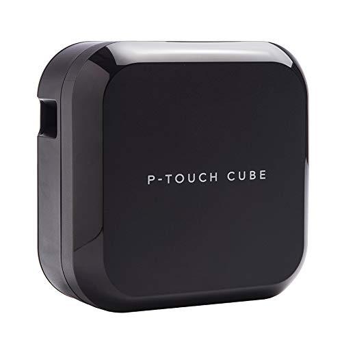 Brother Cube Plus Etikettendrucker, Wärmeübertragung, 180 x 360 DPI (Wärmeübertragung, 180 x 360 DPI, 20 mm/Sek, 1,8 cm, 2,4 cm, mit Kabel & kabellos) -