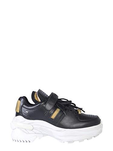 Maison Margiela Sneakers Uomo S37ws0465p2082t8013 Pelle Nero