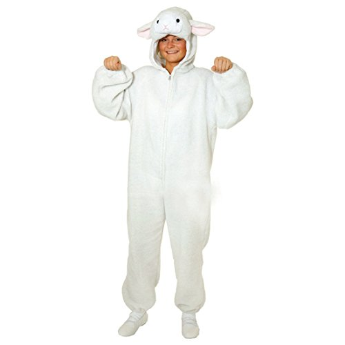Imagen de traje de oveja disfraz animal vestuario granja