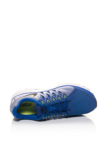 Nike  Zoom Vomero 9, Scarpe sportive, Uomo Azul / Negro / Blanco (Lyon Blue / Black-White-Flsh Lm)