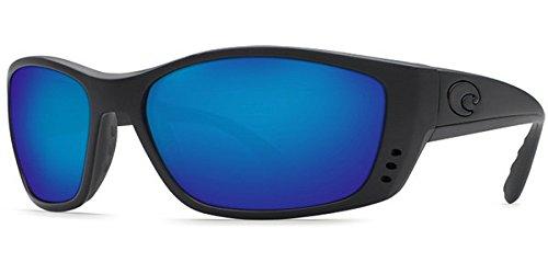Costa Del Mar Fisch Sonnenbrille, Schwarz - Schwarz - Größe: