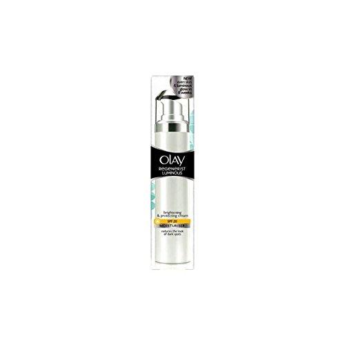 Olay Regenerist Luminous Crème de jour SPF20 (50ml)