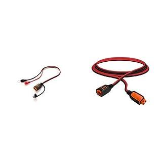 CTEK 56261 Schnellkontakt-Kabel M8 und CTEK 56304