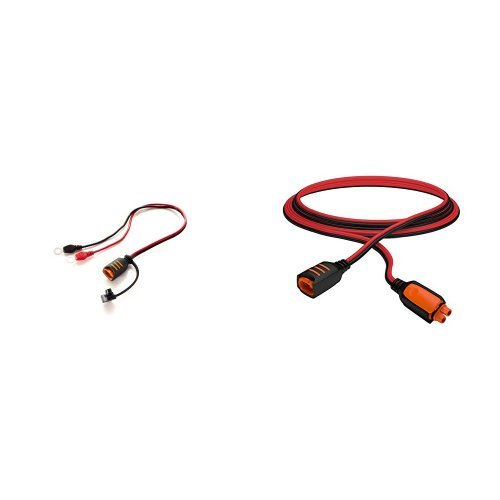 """Preisvergleich Produktbild CTEK 56261 Schnellkontakt-Kabel M8 und CTEK 56304 """"Comfort Connect"""" Verlängerungskabel"""