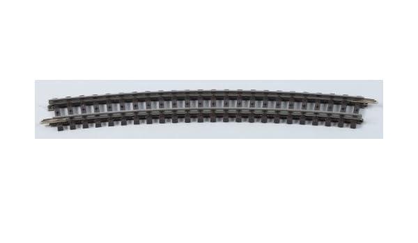 M/ärklin H0 K-Gleisst/ück Geb R424,6Mm//7/°30/° 10Er