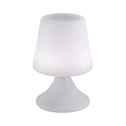 LED-Tischleuchte Lichtwecker mit