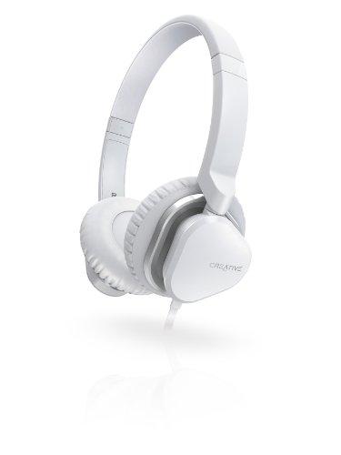 Creative 51ef0630aa008Hitz ma-2300Stereo In Ohr Kopfhörer für Handy mit Controller und integriertem Mikrofon Creative Labs Stereo-headset