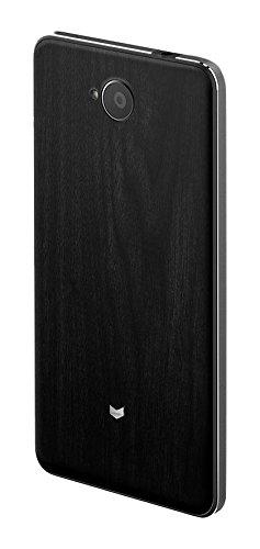 Mozo Back Cover Lumia 650 Concha Negro - fundas para teléfonos móviles