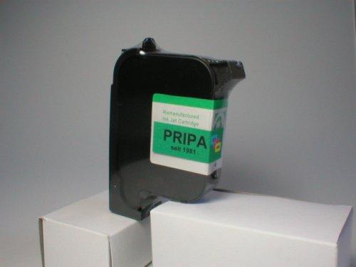 pripa 1 kompatible remanufactured zu HP Patrone Cartrige Nr 45 - black - passend zu folgenden Geräten HP Deskjet