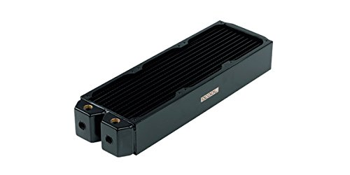 Alphacool 14174 NexXxoS UT60 Full Copper 360mm Radiator - CPU Wasserkühlung - Kupfer / Schwarz