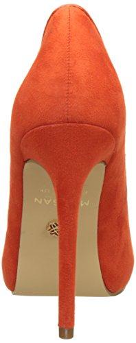 Morgan 171-1open.a, Escarpins Bout Ouvert Femme Orange (Orange)