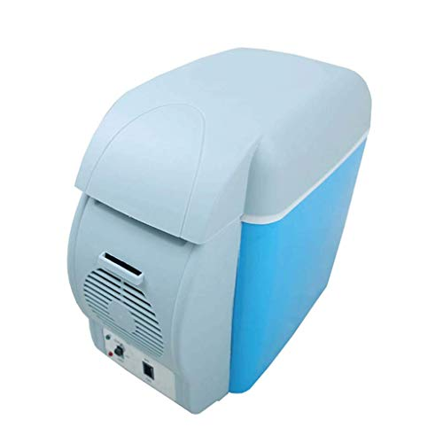 Cold-pack Case Pack (7.5L Auto Kühlschrank Multifunktions-Auto Dual-use-Kühlschrank Portable Outdoor-Reise Cold Box Blau)