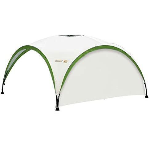31Kqn1paokL. SS500  - Coleman Sunwall for Event Shelter Pro Silver, Gazebo Side Panel, Sun Protection (3.6m x 3.6m/12' x 12')