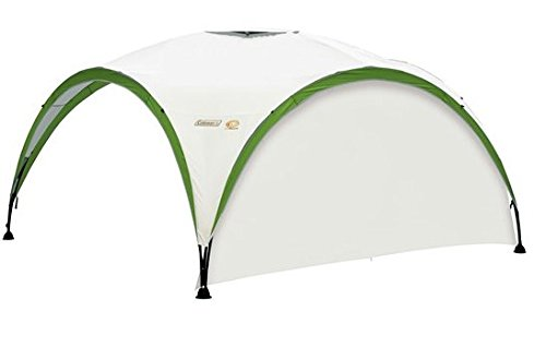 31Kqn1paokL - Coleman Sunwall for Event Shelter Pro Silver, Gazebo Side Panel, Sun Protection (3.6m x 3.6m/12' x 12')
