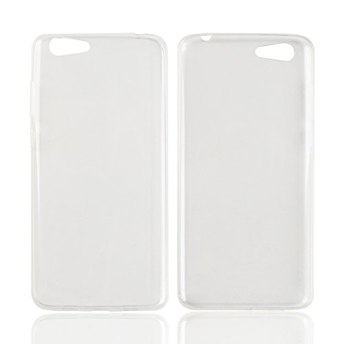 Easbuy TPU Transparent Silikon Tasche Case Etui Cover Hülle für Elephone S7