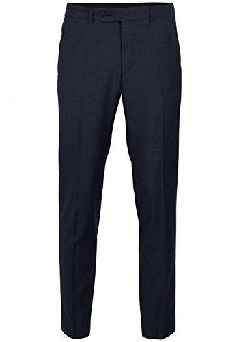 Michaelax-Fashion-Trade -  Pantaloni da abito  - Basic - Uomo Dunkelblau (60)