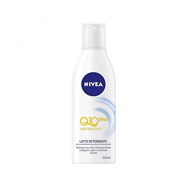 Nivea – Vsge leche.limp.q10 plus 200