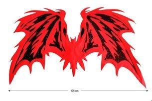 Wilbers Karneval 21380 - Flügel, Teufel