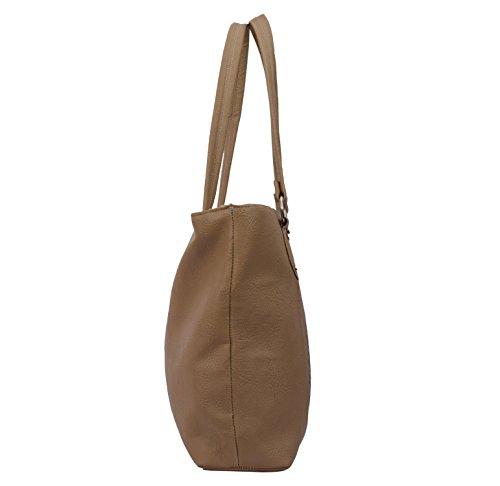 Alice Designer cutwork handbag Gray(NKS-512-GUN)