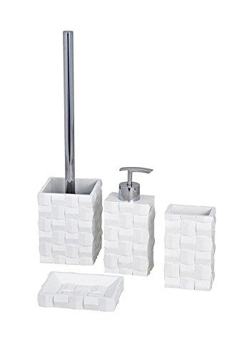 Wenko WC-Garnitur Granit