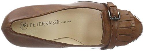 Peter Kaiser - Kalin, Scarpe col tacco Donna Marrone (Braun (BRANDY IVO 115))