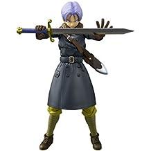Bandai - Trunks Xenoverse Edition, Figura de 14 cm, Dragon Ball Xenoverse Sh Figuarts (BDIDB143390)