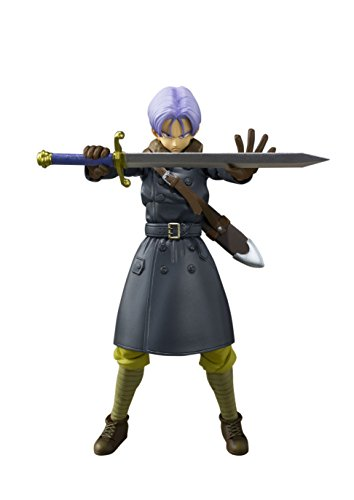 Bandai Trunks Edition, Figure 14 cm, Dragon Ball Xenoverse SH Figuarts (BDIDB143390)