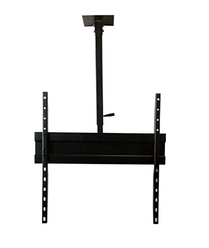 Smart Shelter Premium LCD / LED / PLASMA TV Height Adjustable Ceiling / Roof Mount Stand