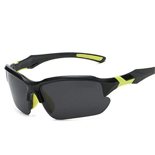 APJJ Wechselnde Sonnenbrillen-REIT Brille Polarisiert Sonnenbrille Für Damen Und Herren,E
