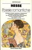 Scarica Libro Poesie Romantiche (PDF,EPUB,MOBI) Online Italiano Gratis