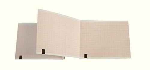 EKG-Thermopapier in Faltlage zu Fukuda OP-222TE