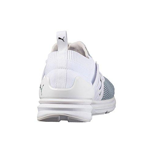 Puma Limitless Lo Evoknit Homme Baskets Mode Noir Quarry-Puma White-Puma White