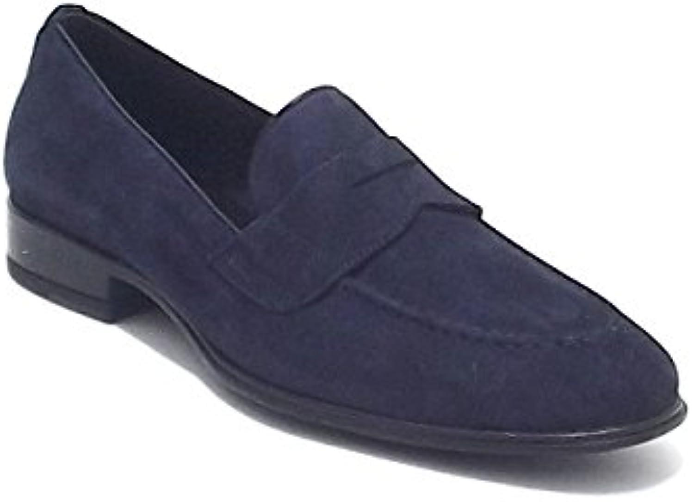 Soldini - Mocasines para mujer Azul azul