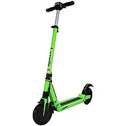 E-TWOW E2-33V6.5-GR-Patinete eléctrico para adulto, color verde