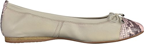 Tamaris1-1-22129-26-154 - Scarpe chiuse Donna Bianco