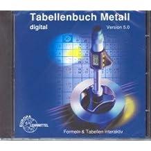 Tabellenbuch Metall digital - Version 5.0 - Formeln & Tabellen interaktiv
