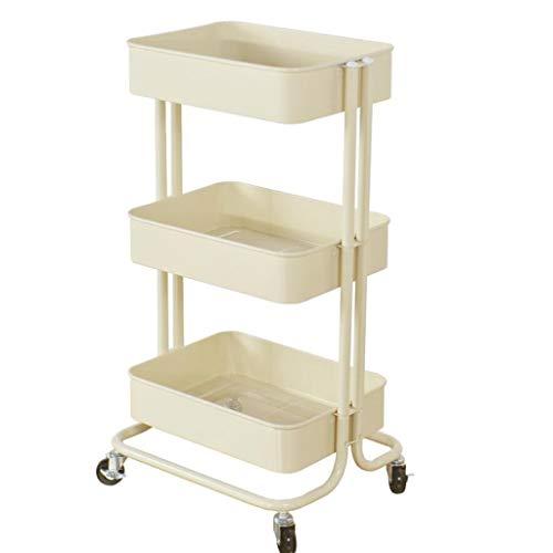 Runde Etagere Rack (Lagerregal Regal, Ausstellungsstand, Aufbewahrung Sortieren Moderne Einfachheit Wohnzimmer Schlafzimmer Badezimmer (4 Runden))