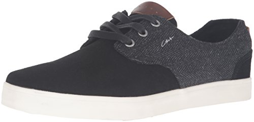 Circa Harvey Daim Baskets Black-Gum