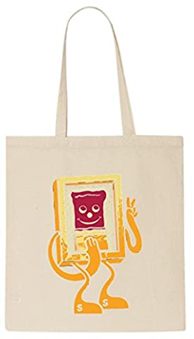 Framed Painting Tote Shopping Bag
