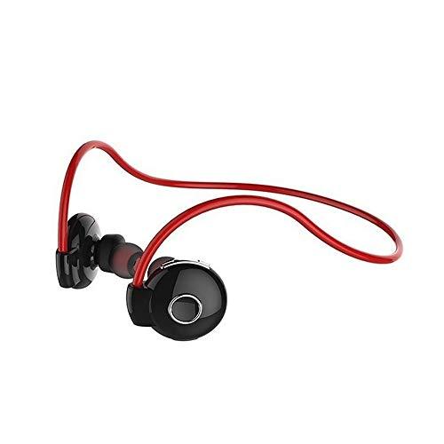 weiwei Bluetooth Kopfhörer,Drahtlose Bluetooth 4.1 Nackenbügel Sport HiFi Stereo Kopfhörer Noise Isolation Kopfhörer Kopfhörer
