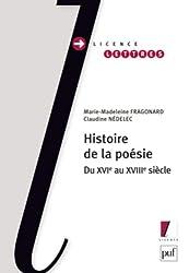 Histoire de la poésie