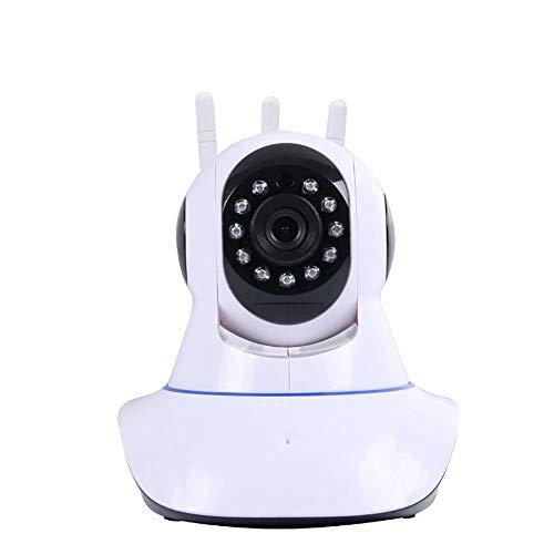 Home Security-Kamera Smart Wireless WiFi Home-Kamera mit Nachtsicht-Bewegungserkennung Auto-Tracking-Sicherheit Baby/Elder/Pet/Nanny Monitor